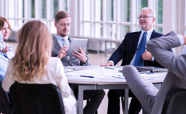 Board of directors portal software